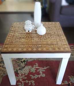 Little Table A Modern Antique Beauty
