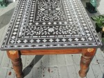 The Ultimate Stenciled Table