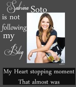 Sabrina-Soto is not copy