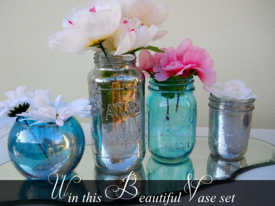 Win this vase set