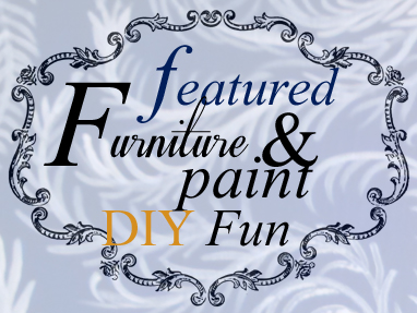 Furniture Paint and DIY fun