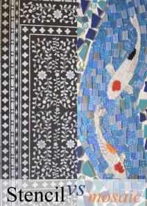 Stencil verses Mosaic