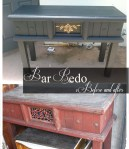 The Bar table redo