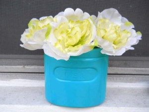 Create your own design vase
