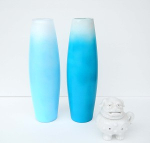 Two vases from my Costal selection