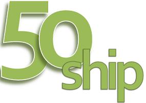 50 ship